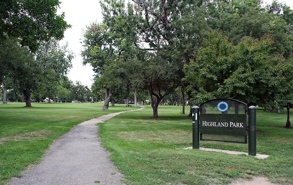 Highland Park (Federal & 32nd Ave) in Denver
