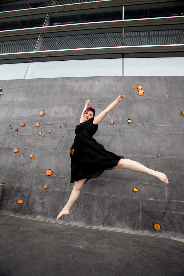 Angie Simmons (Artistic Director / Choreographer / Conceptualist)