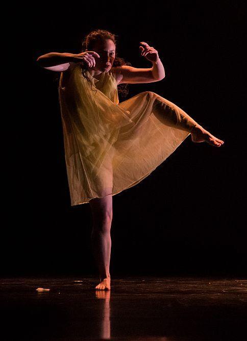 Gretchen LaBorwit (Dance-for-Camera Artist)