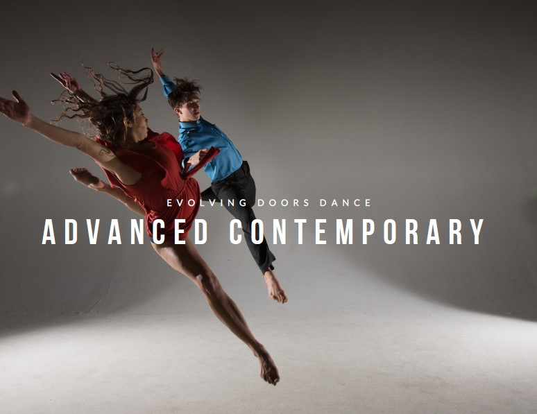 Weekly Advanced Contemporary Modern Class